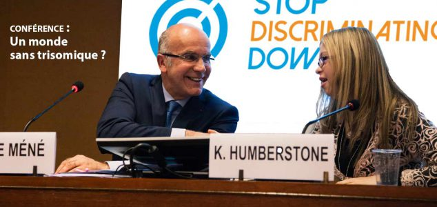 Conference Stop Discriminating Down at the UN (Geneva) of March 20th 2017