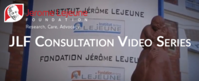 Jerome Lejeune Foundation Part 2: A Holistic Consultation