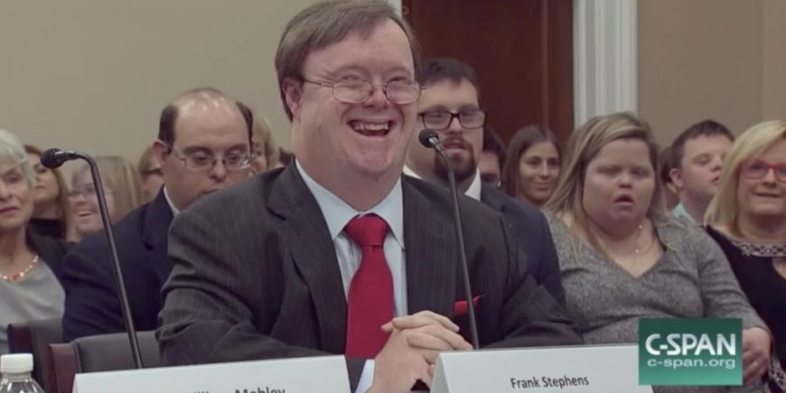 Powerful Speech on Down Syndrome Goes Viral