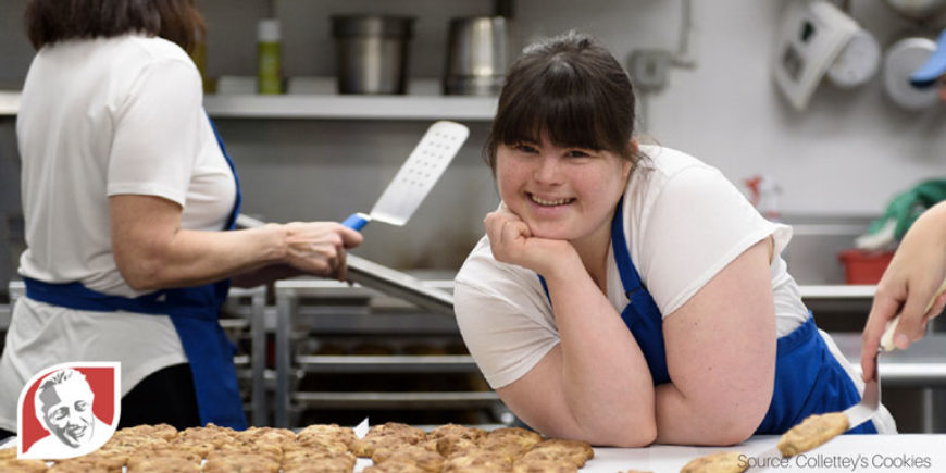 Collette Divitto: Down syndrome advocate and cookie entrepreneur