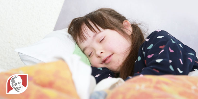 Jerome Lejeune Foundation funds study on naps and Down syndrome