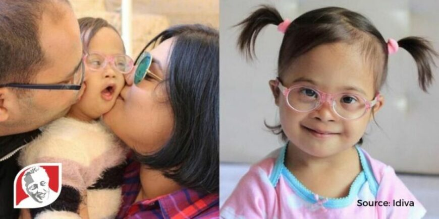 Meet the first Indian couple to adopt a child with Down syndrome