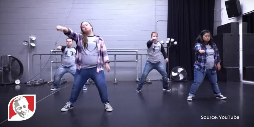 Down for Dance brings joy to the Down syndrome community