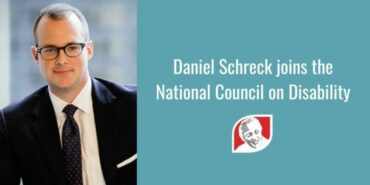 President Trump appoints Jerome Lejeune Foundation board member Daniel Schreck to National Council on Disability