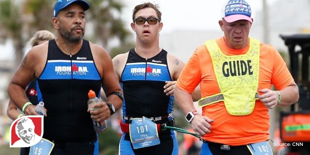 Chris Nikic becomes first Ironman finisher with Down syndrome