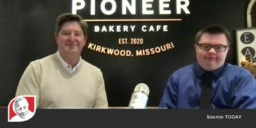 TikTok star with Down syndrome gets hired at Pioneer Bakery